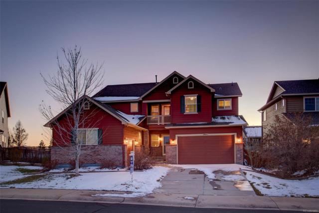 2611 Cache Creek Court, Castle Rock, CO 80108 (#8918085) :: The HomeSmiths Team - Keller Williams