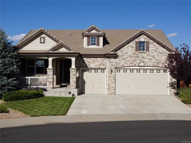8019 Grady Circle, Castle Rock, CO 80108 (#8918106) :: The Healey Group