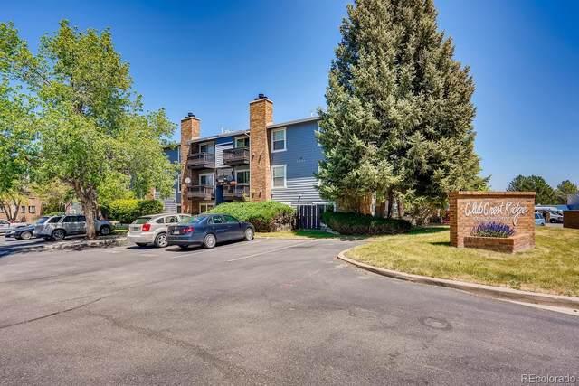 7881 Allison Way #103, Arvada, CO 80005 (#8918120) :: Real Estate Professionals
