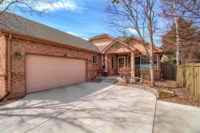 5355 S Saulsbury Way, Littleton, CO 80123 (#8918515) :: The Galo Garrido Group