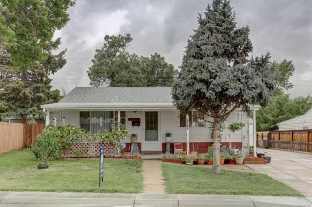 3975 S Grove Street, Englewood, CO 80110 (#8918534) :: Relevate | Denver