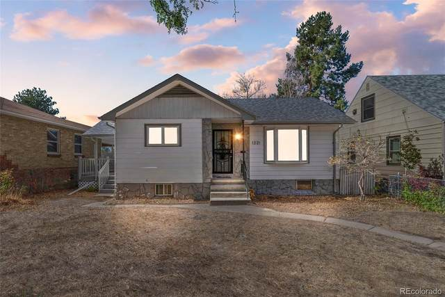 1221 Iola Street, Aurora, CO 80010 (MLS #8918668) :: Kittle Real Estate