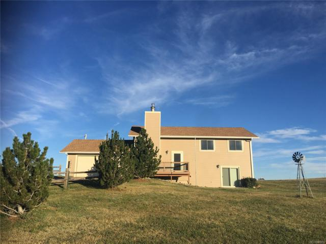 1276 Buttercup Road, Elizabeth, CO 80107 (MLS #8918806) :: 8z Real Estate