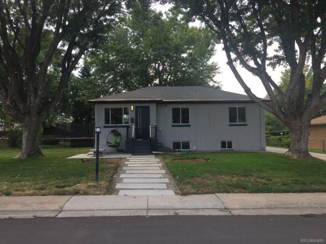 3545 Fenton Street, Wheat Ridge, CO 80212 (#8918900) :: The DeGrood Team