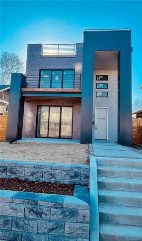 1719 S Gilpin Street, Denver, CO 80210 (#8919397) :: The DeGrood Team