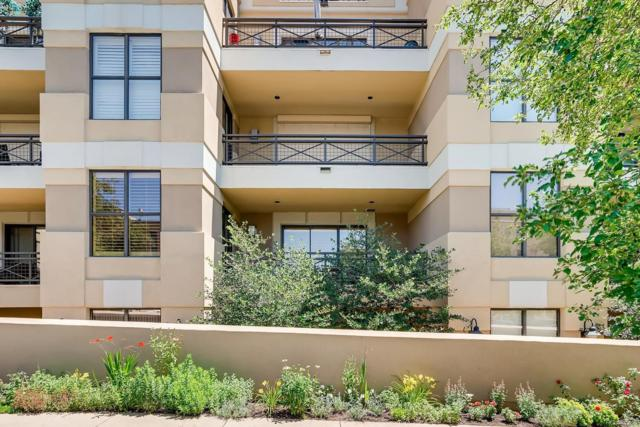 180 Cook Street #205, Denver, CO 80206 (#8919520) :: HomeSmart Realty Group