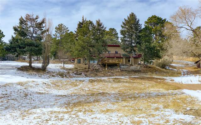 18650 Clovenhoof Road, Palmer Lake, CO 80133 (#8919675) :: The Harling Team @ Homesmart Realty Group