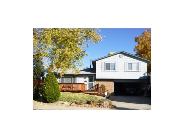 5817 W Ken Caryl Place, Littleton, CO 80128 (#8919903) :: My Home Team