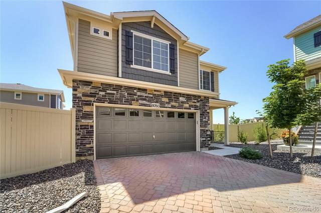8050 E 128th Place, Thornton, CO 80602 (#8920108) :: The Colorado Foothills Team | Berkshire Hathaway Elevated Living Real Estate