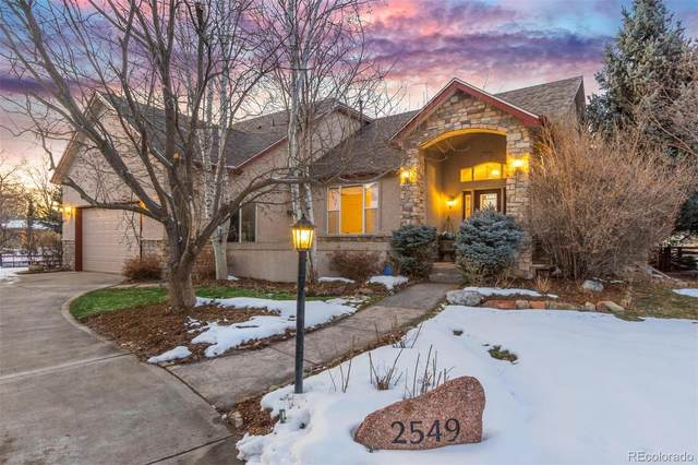 2549 Cowley Drive, Lafayette, CO 80026 (#8920129) :: The Brokerage Group