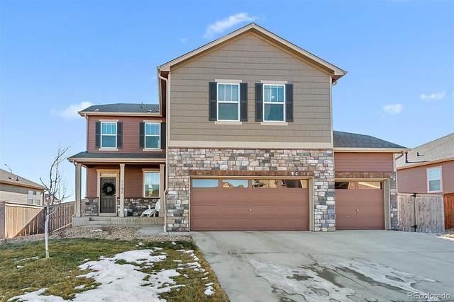 7780 E 136th Drive, Thornton, CO 80602 (MLS #8920288) :: 8z Real Estate