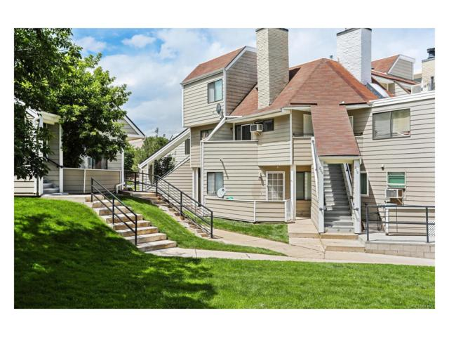 12476 W Nevada Place #209, Lakewood, CO 80228 (MLS #8920360) :: 8z Real Estate