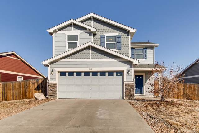 862 Willow Drive, Lochbuie, CO 80603 (#8920376) :: The DeGrood Team