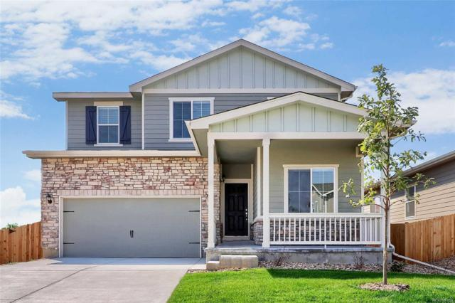 4107 E 95th Drive, Thornton, CO 80229 (#8920829) :: Ben Kinney Real Estate Team