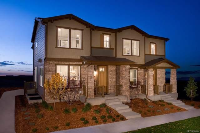 7658 S Zante Court, Aurora, CO 80016 (#8920926) :: The Peak Properties Group