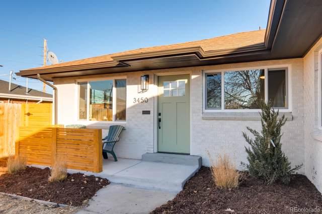 3450 N Harrison Street, Denver, CO 80205 (#8921115) :: milehimodern