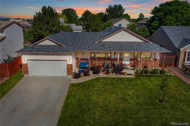 3303 Collins Avenue, Evans, CO 80620 (MLS #8921260) :: 8z Real Estate