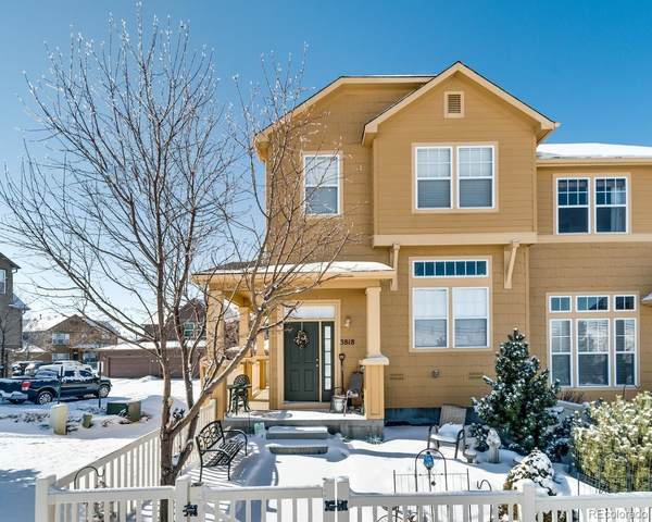 3818 Tranquility Trail, Castle Rock, CO 80109 (#8921347) :: HomeSmart Realty Group