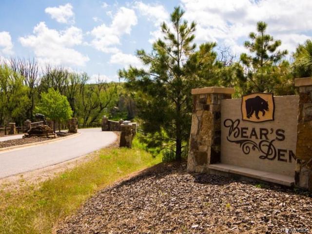 3750 Bears Den Court, Sedalia, CO 80135 (#8921483) :: Bring Home Denver with Keller Williams Downtown Realty LLC