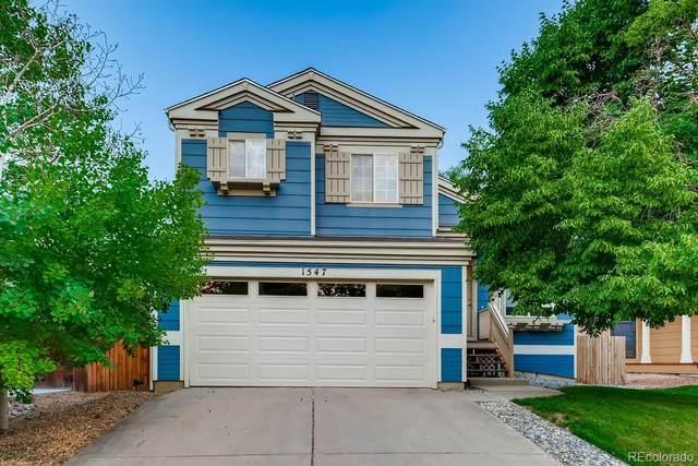 1547 Bain Drive, Erie, CO 80516 (MLS #8922066) :: 8z Real Estate