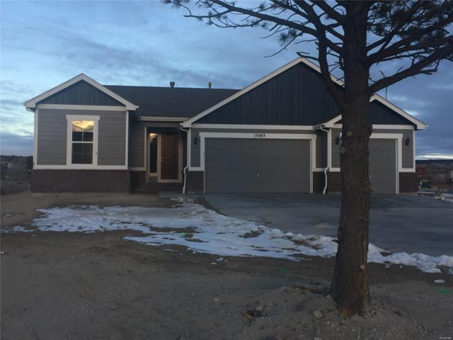 17683 Lake Overlook Court, Monument, CO 80132 (MLS #8922118) :: 8z Real Estate