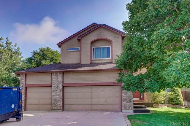 12843 W 52nd Place, Arvada, CO 80002 (MLS #8922256) :: Neuhaus Real Estate, Inc.