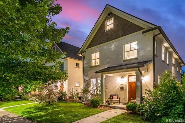 1542 S Washington Street, Denver, CO 80210 (#8922442) :: Kimberly Austin Properties
