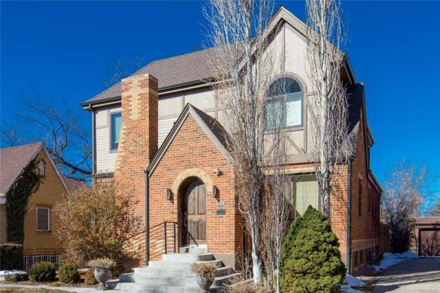 1617 Glencoe Street, Denver, CO 80220 (#8922630) :: Mile High Luxury Real Estate