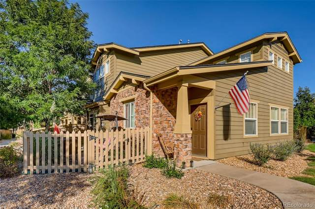 17936 E 104th Way A, Commerce City, CO 80022 (#8922663) :: Own-Sweethome Team