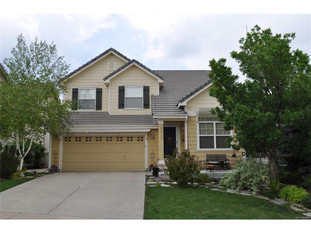 3433 Brushwood Drive, Castle Rock, CO 80109 (MLS #8922715) :: 8z Real Estate