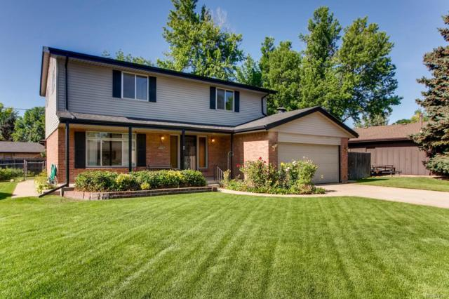 11178 W 59th Place, Arvada, CO 80004 (#8922948) :: The HomeSmiths Team - Keller Williams