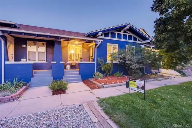 370 N Sherman Street, Denver, CO 80203 (#8923008) :: HomeSmart
