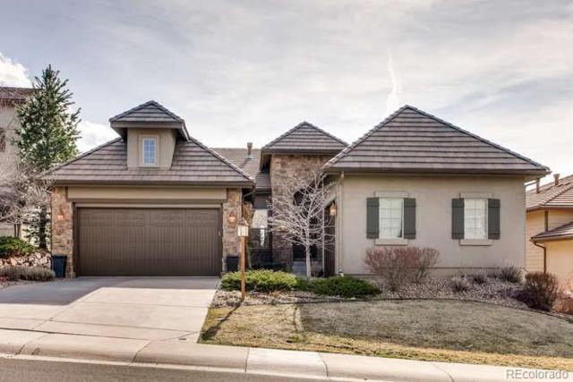 9748 Sunset Hill Place, Lone Tree, CO 80124 (#8923069) :: Compass Colorado Realty