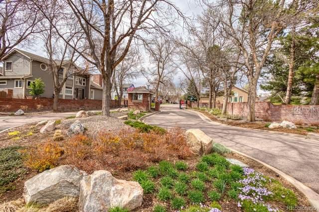 9645 W La Salle Avenue, Lakewood, CO 80227 (#8923605) :: HomeSmart