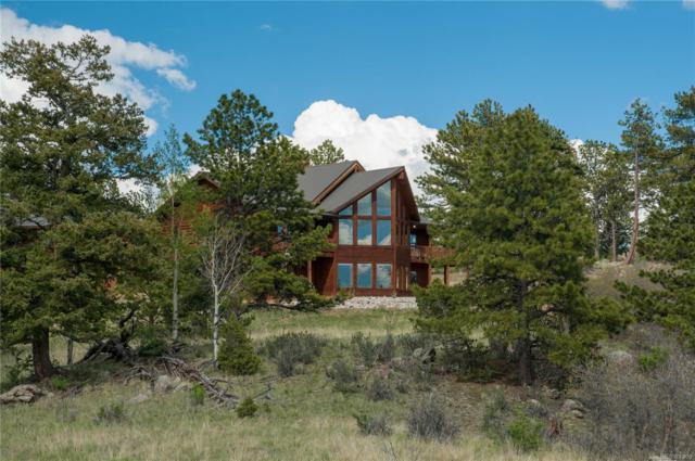 222 Poplar Lane, Guffey, CO 80820 (#8923728) :: Wisdom Real Estate