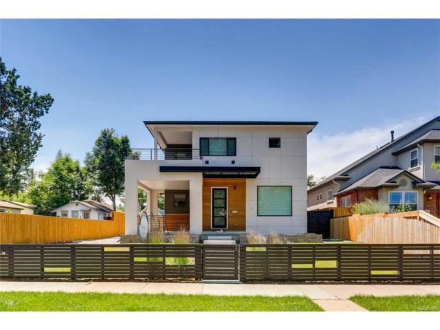 1929 S Gilpin Street, Denver, CO 80210 (MLS #8924373) :: 8z Real Estate