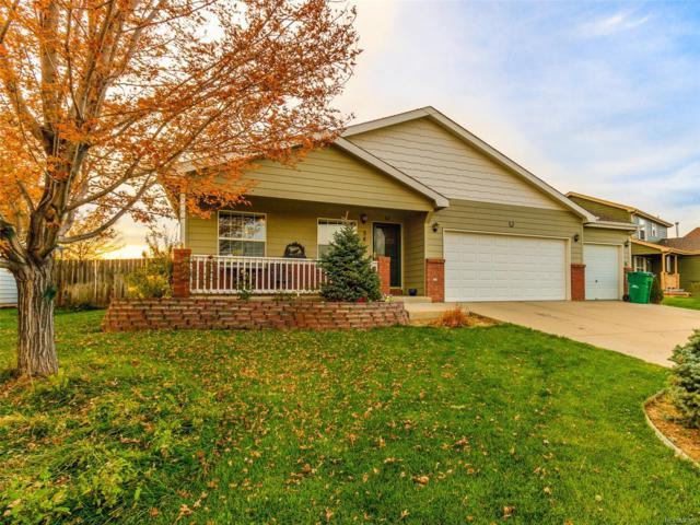 3813 28th Avenue, Evans, CO 80620 (MLS #8924398) :: 8z Real Estate