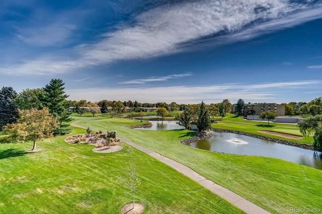 9340 E Center Avenue 11D, Denver, CO 80247 (#8924676) :: Portenga Properties - LIV Sotheby's International Realty