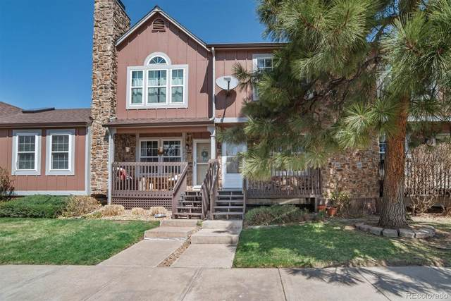 1217 S Flower Circle D, Lakewood, CO 80232 (#8924839) :: Sultan Newman Group