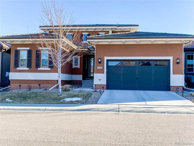 9758 Mirabella Point, Lone Tree, CO 80124 (MLS #8925000) :: Kittle Real Estate