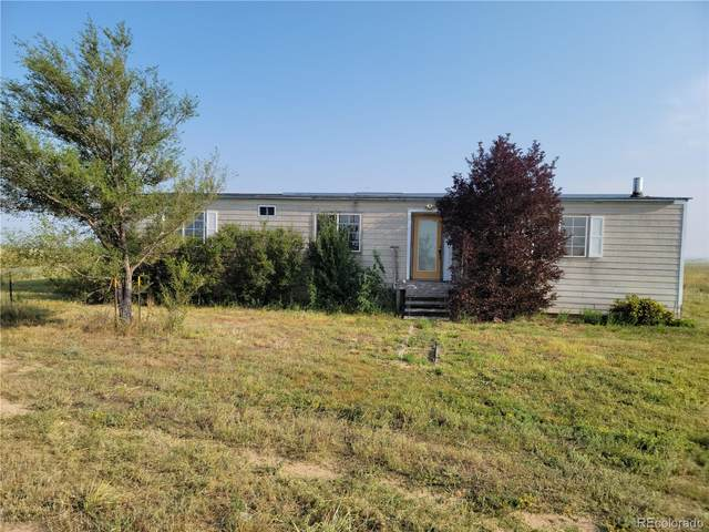 40915 Funk, Calhan, CO 80832 (MLS #8925164) :: Clare Day with Keller Williams Advantage Realty LLC