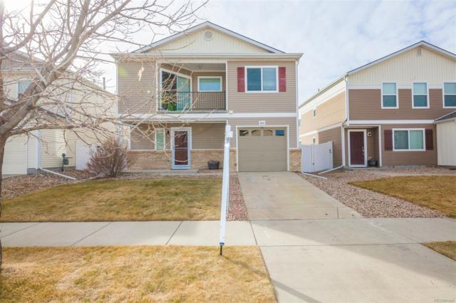 18616 E 45th Place, Denver, CO 80249 (#8925478) :: The HomeSmiths Team - Keller Williams