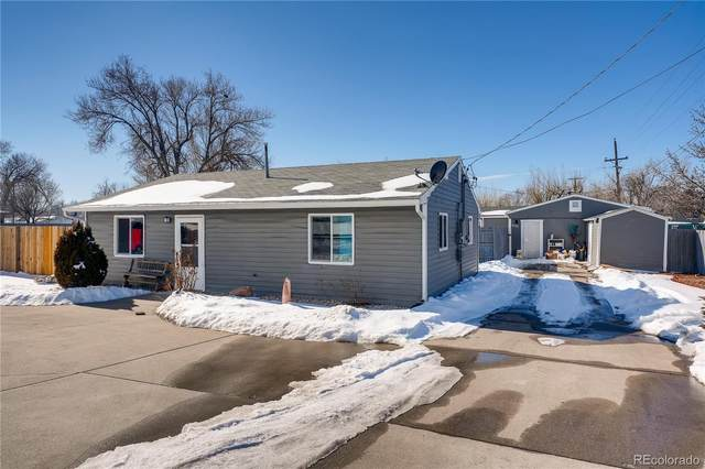 6791 Quebec Street, Commerce City, CO 80022 (MLS #8926007) :: 8z Real Estate