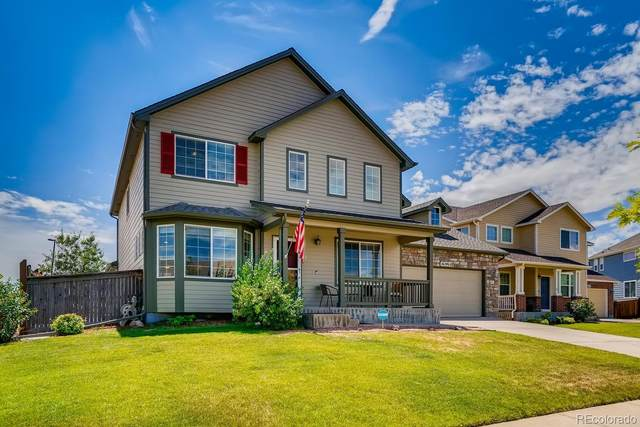 16246 E Swift Fox Place, Parker, CO 80134 (#8926048) :: The DeGrood Team