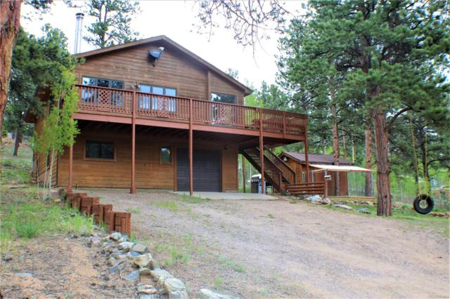371 Hall Road, Bailey, CO 80421 (#8926275) :: Berkshire Hathaway Elevated Living Real Estate