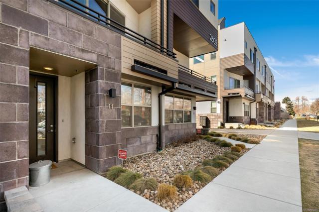 2602 W 24th Avenue #11, Denver, CO 80211 (MLS #8927189) :: 8z Real Estate