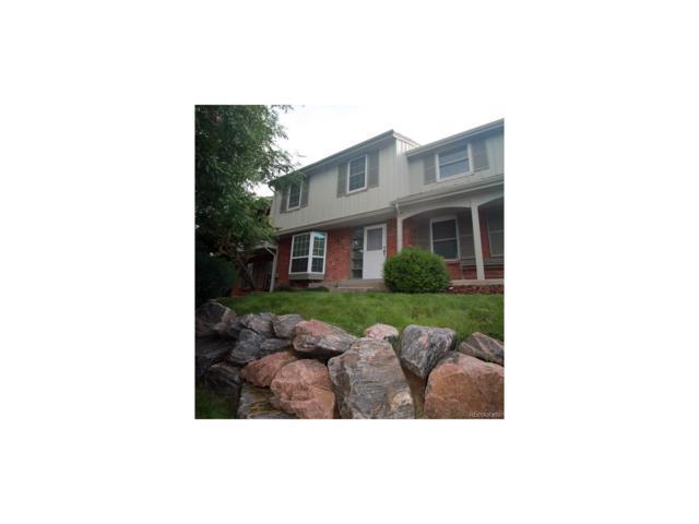 7366 S Columbine Way, Centennial, CO 80122 (MLS #8927203) :: 8z Real Estate