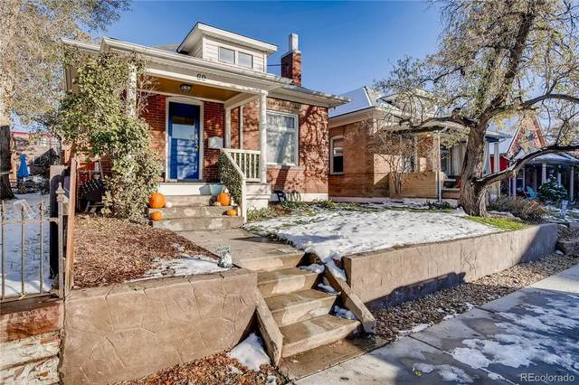60 S Pennsylvania Street, Denver, CO 80209 (#8927300) :: Chateaux Realty Group