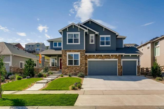 13388 W 87th Terrace, Arvada, CO 80005 (#8927840) :: Compass Colorado Realty