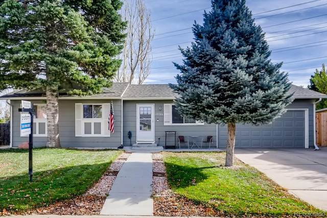 15786 E Bails Drive, Aurora, CO 80017 (#8927881) :: The DeGrood Team